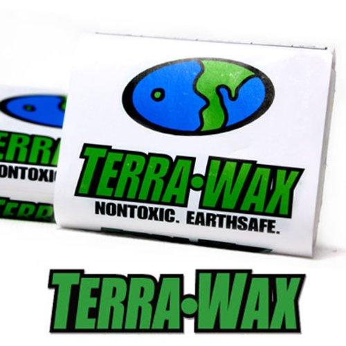サーフボートのワックスおすすめ5選 TERRA WAX