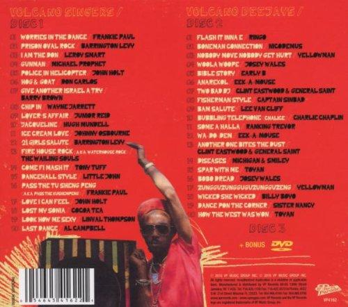 Volcano Eruption - Reggae Anthology [2 CD/1 DVD Combo]