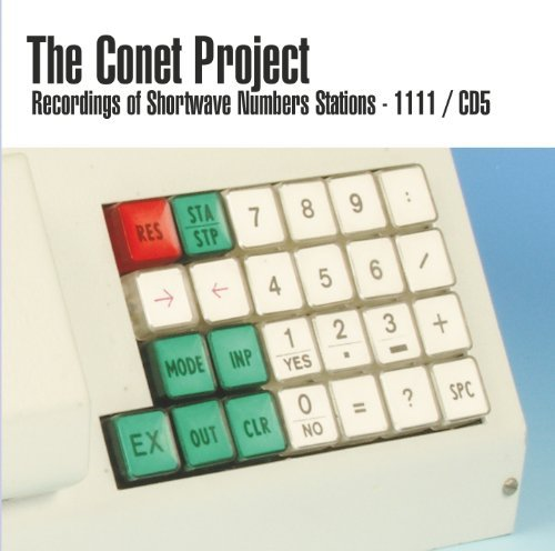 Price comparison product image The Conet Project: Recordings of Shortwave Numbers Stations TCP/1111 by MI5, CIA, MOSSAD, Various KGB (2013-08-03)