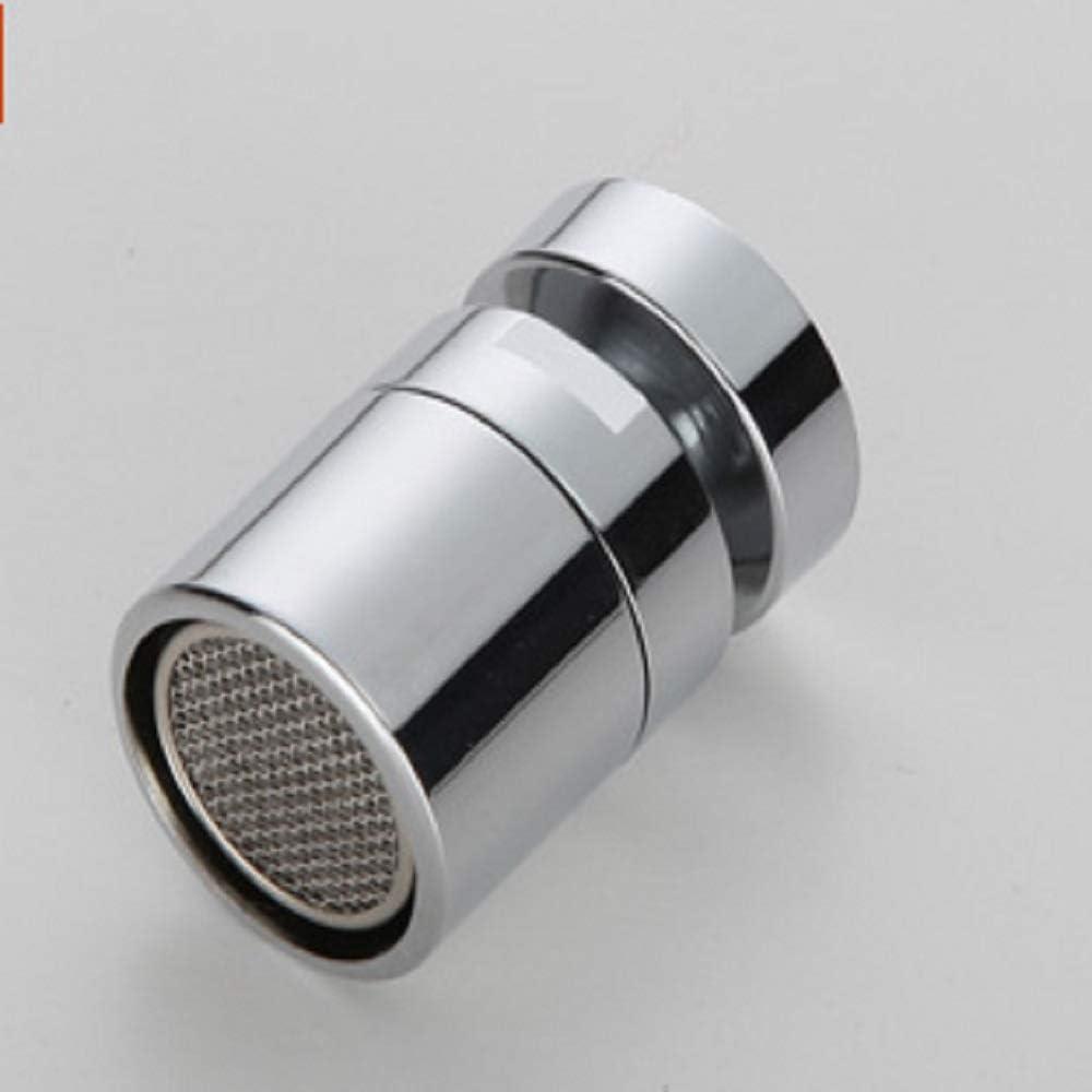 SJUNJIE 360/° Pivotant A/érateurs de Robinet 22mm R/églable Spout A/érateur en Laiton Filetage Femelle M22 M24 Filtre Barboteur pour Cuisine Salle De Bain