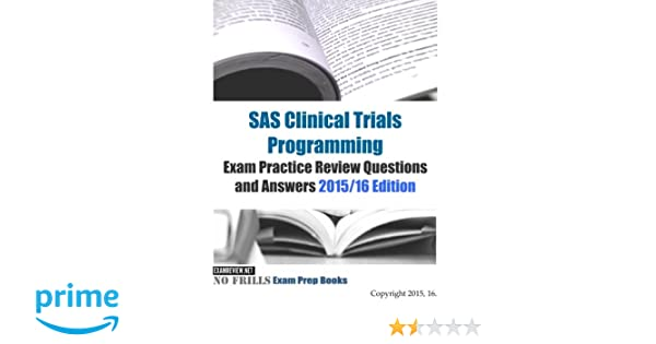 Sas Clinical Certification Prep Guide - Product User Guide Instruction •