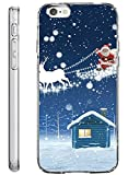 iPhone 6S Back Cover Protector Case 4.7 Inch Christmas Santa Claus