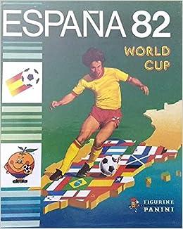 PANINI Copa del mundo ESPAÑA 82 Album Imagenes Impresas FIFA ...