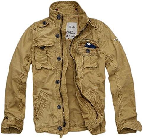 (カリホリ) Cali Holi ミリタリージャケット メンズ 大きいサイズ 長袖 コート m65