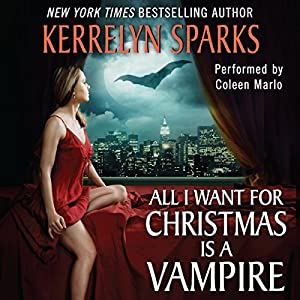 All I Want for Christmas Is a Vampire Audiobook
