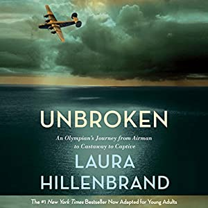Unbroken (The Young Adult Adaptation) Hörbuch