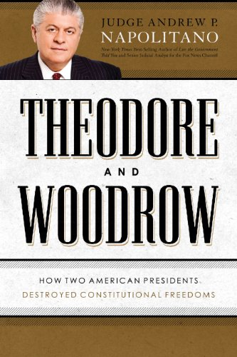 Theodore and Woodrow: How Two American Presidents Destroyed Constitutional Freedom (History Of The Federal Deficit By President)