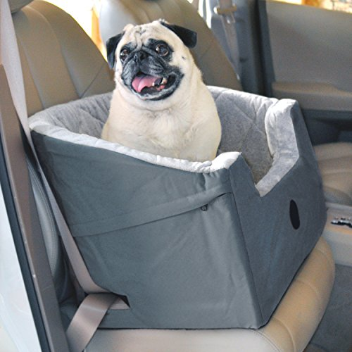 K&H PET PRODUCTS Bucket Booster Pet Seat – Elevated Pet Booster Seat
