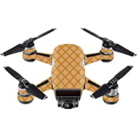 Skin For DJI Spark Mini Drone – Waffle Sole | MightySkins Protective, Durable, and Unique Vinyl Decal wrap cover | Easy To Apply, Remove, and Change Styles | Made in the USA