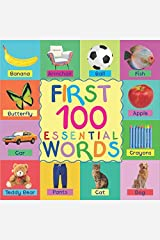 First 100 Essential Words Paperback