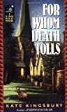 For Whom Death Tolls (Manor House Mysteries)