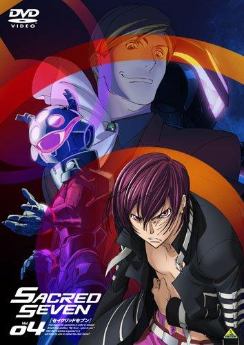 Sacred Seven - Vol.04 [Japan DVD] BCBA-4183