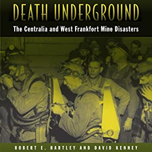 Death Underground Audiobook
