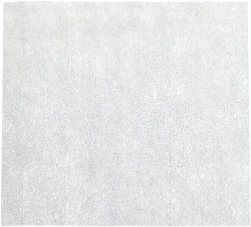 Whatman 10347671 Nitrogen-Free Parchment Weighing Paper Sheet, 3'' Length x 3'' Width, Grade B-2 (Pack of 500) by Whatman