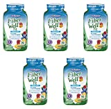Fiber Well Fit Gummies, 5 Pack (90 Count)