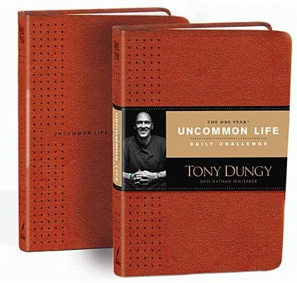 The One Year Uncommon Life Daily Challenge[1 YEAR UNCOMMON LIFE DAILY CHA][Leather] (The One Year Uncommon Life Daily Challenge)