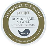 Petitfee Black Pearl Gold Hydrogel Eye Patch 60 Patches