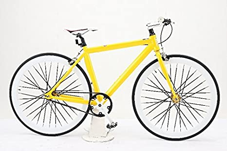 micargi Prestigio 700 C Fijo Rueda Bicicleta de carretera fixie ...