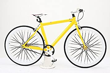 micargi Prestigio 700 C Fijo Rueda Bicicleta de carretera fixie sola velocidad Flip Flop 48 cm