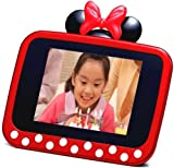 iriver Minnie 3.5-inch digital photo frame framee-M Mickey style 1GB memory Built-in Battery Video Music Calendar Clock corresponding FRAMEE-M-MINNIE (Japan Import)