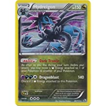 Pokemon - Hydreigon (99/113) - Legendary Treasures - Holo