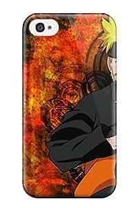 ZippyDoritEduard Iphone 4/4s Hybrid Tpu Case Cover Silicon Bumper Uzumaki Naruto For Desktop