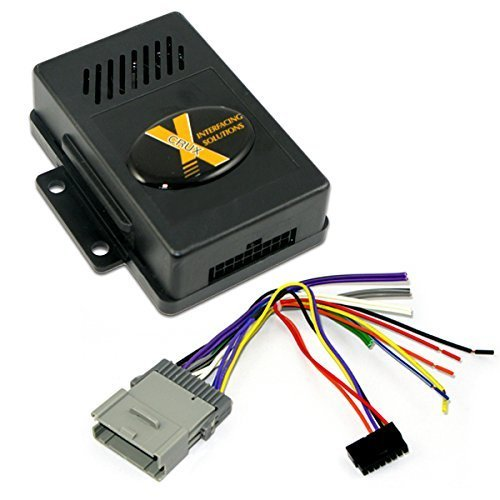 CRUX-SOCGM-17-GM-Class-II-Head-Unit-Replacement-Interface-with-Chime-Model-SOCGM-17-Car-Vehicle-Accessories-Parts