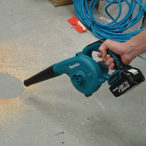 Makita DUB182Z-R 18V LXT Cordless Lithium-Ion Blower (Bare Tool) (Certified Refurbished)