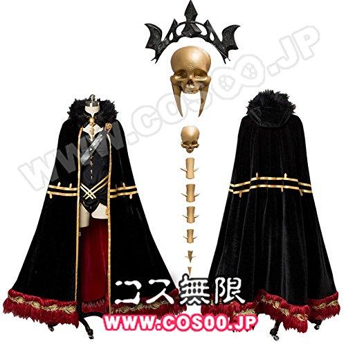 Fate (女M)/Grand Fate/Grand Order風 エレシュキガル SSR風 女M コスプレ衣装+髪飾り (女M) B07CLJH1D7 女M, ヤスギシ:623fcb75 --- rigg.is