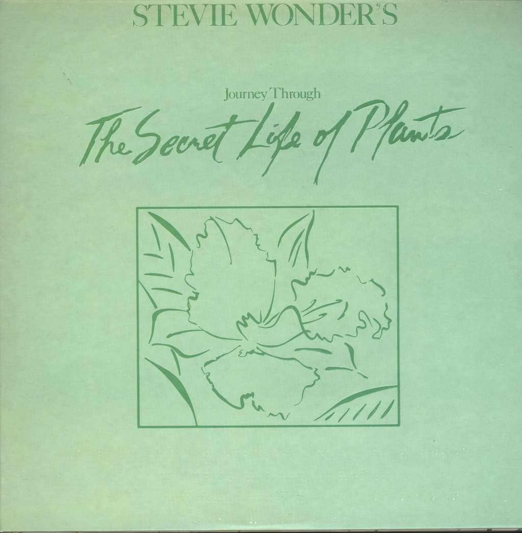 Stevie Wonder's The Secret life of Plants by MOTOWN