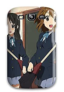 Galaxy S3 Case Cover Skin : Premium High Quality K-on Case