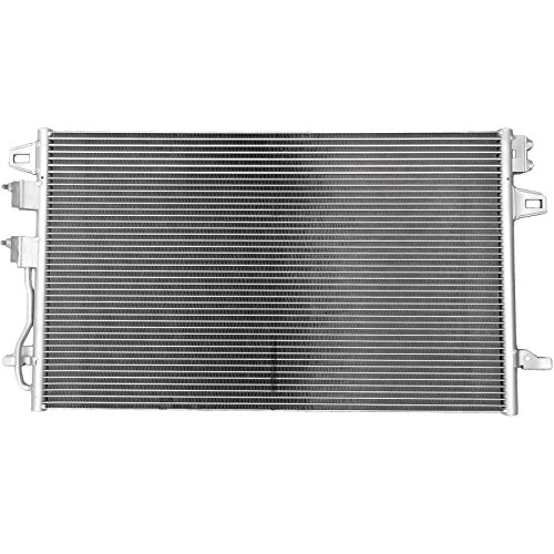 ECCPP AC A/C Condenser AC3320 Replacement fit for 2005 2006 2007 Chrysler Town andamp/Voyager Dodge Caravan