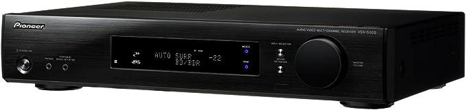 Pioneer VSX-S300-K - Receptor A/V 6.1 SLIM, Bluetooth ready ...