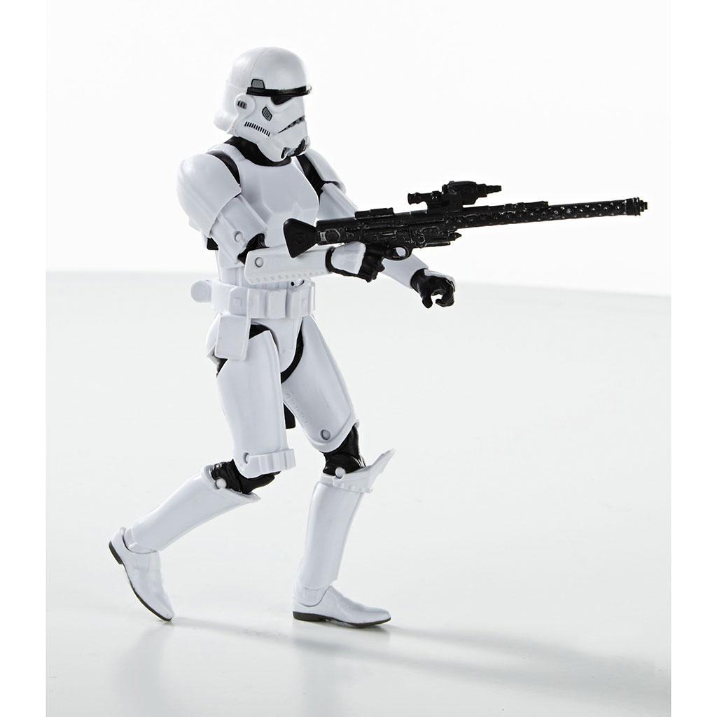 Star Wars Black Series Stormtrooper Figure Armed Blaster ...