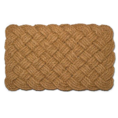 Abbott Collection (Abbott Collection Coir Woven Rope Doormat)