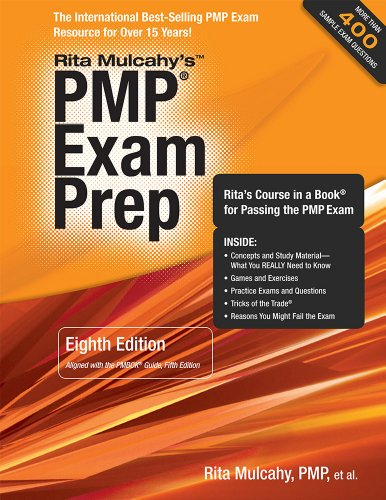 PMP Exam Prep, Eighth Edition