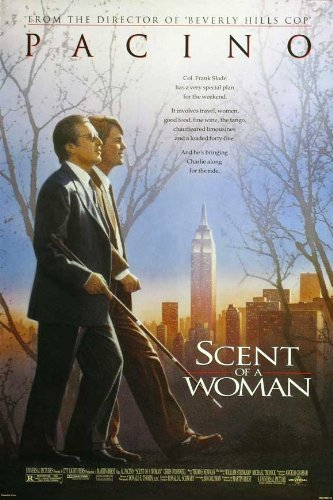 Fragrance of a Woman POSTER Movie (11 x 17 Inches - 28cm x 44cm) (1992)