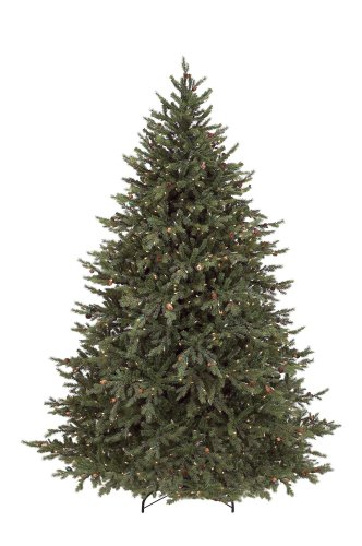 9ft Prelit Christmas Tree