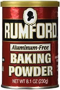 Rumford Baking Powder,8.1 OZ