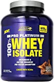MHP Pro Platinum 100% Whey Isolate Delicious Milkshake, Chocolate,3.1 Pound Review