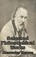 Selected Philosophical