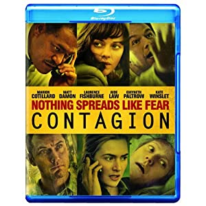 Cover Image for 'Contagion (+ UltraViolet Digital Copy)'