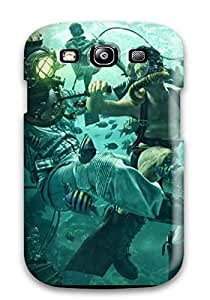 For Galaxy S3 Premium Tpu Case Cover Manipulation Photography People Photography Protective Case