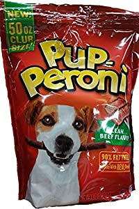 Pup-Peroni Original Slow Cooked Pup-Peroni Lean Beef Flavor, 50 oz