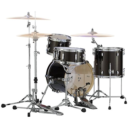 pearl-mdt764p-c701-midtown-kit-portable-shell-pack-black-gold-sparkle-w-kick-riser-and-mounting-hard