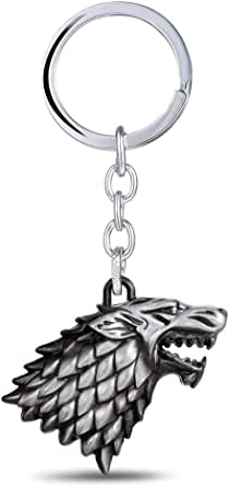Game Of Thrones - Stark Winter is Coming Keychain