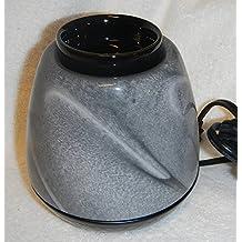 Scentsy Moonstone Art Glass Warmer