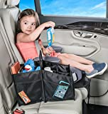 High Road Car Front and Back Seat Organizer Caddy