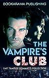 The Vampire's Club: Gay Vampire Romance Collection