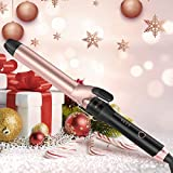 BESTOPE 1.25 Inches Curling Iron Wand with